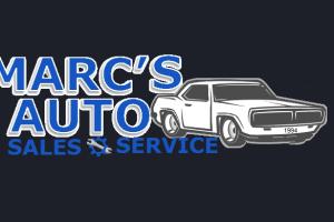 MARCS AUTO new inverted logo